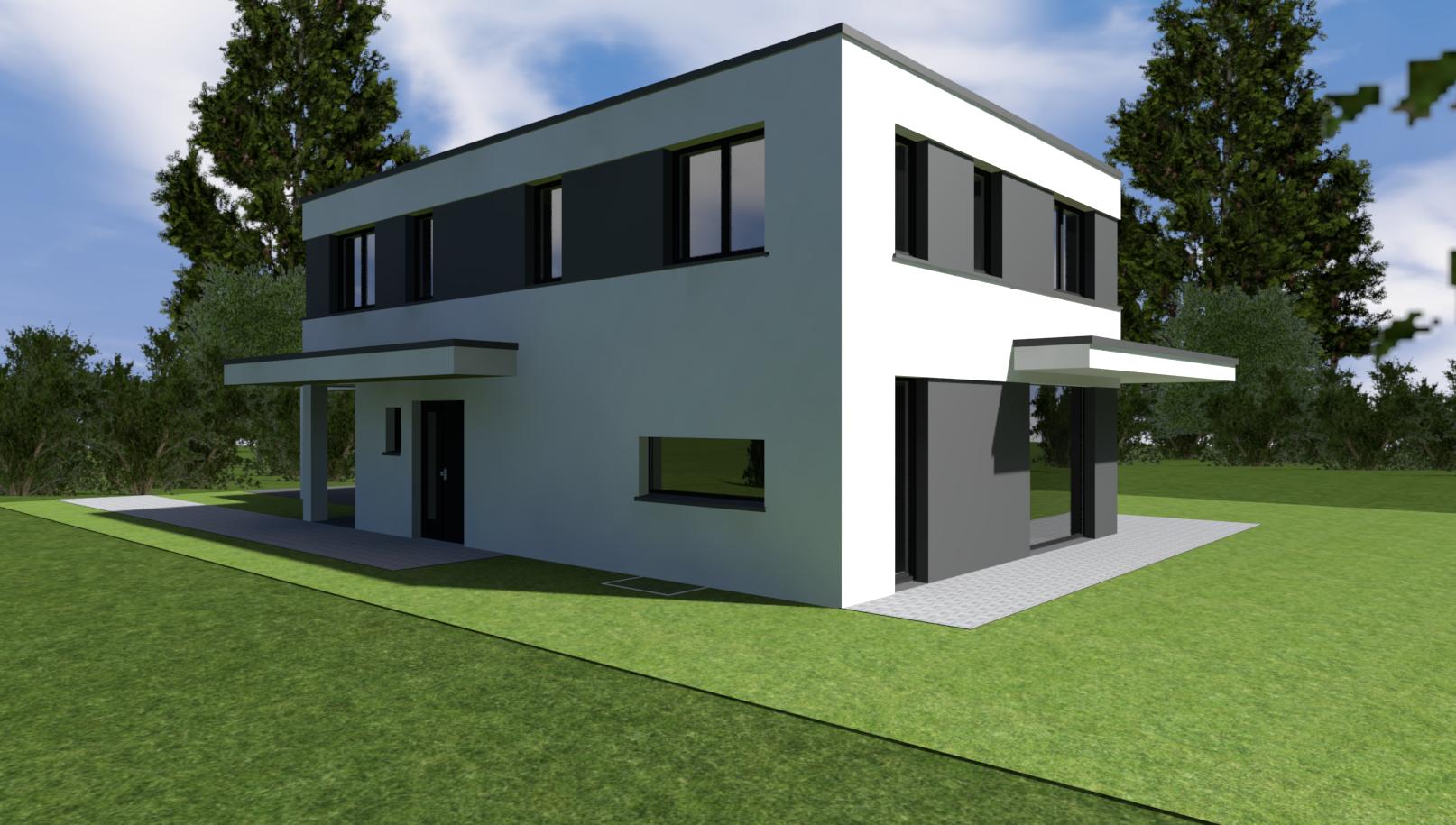 Vorprojekt EFH Biel Benken - Bild2